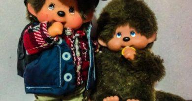 Monchhichi – wspomnienie dzieciństwa